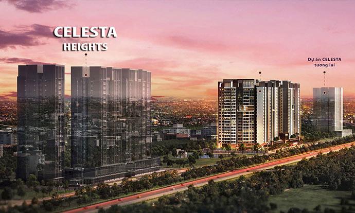 Có nên đầu tư vào Celesta Heights Nhà Bè?