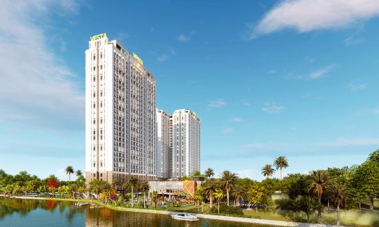 Dự án căn hộ cao cấp La Partenza: Giá trị an cư và đầu tư bền vững của tháp Vesta