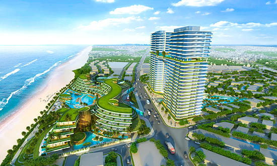 Khách sạn quốc tế Sheraton Binh Chau Resort & Spa: Niềm kiêu hãnh của Hồ Tràm - Bình Châu