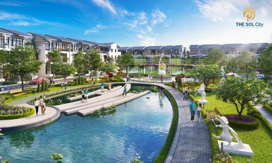 The Sol City Nam Sài Gòn mở bán giai đoạn 2 với chính sách chiết khấu hấp dẫn chưa từng có