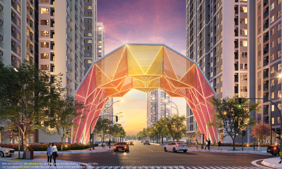 Ra mắt phân khu The Origami Zen thuộc dự án Vinhomes Grand Park